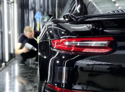 Отзыв владельца Porsche 911