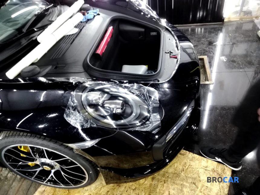 Porsche - 911,2018 3
