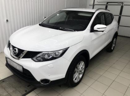 Отзыв владельца Nissan Qashqai