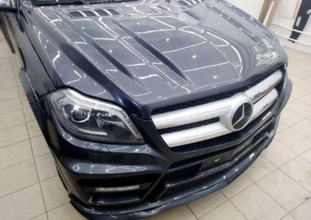 Mercedes-Benz - GL-Class,2013 1