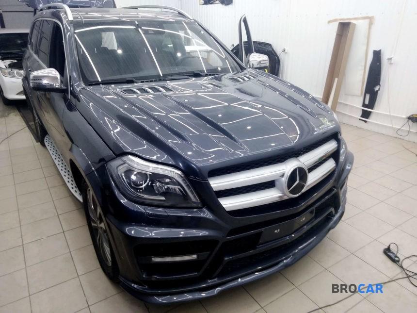 Mercedes-Benz - GL-Class,2013
