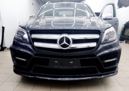 Mercedes-Benz - GL-Class,2013 2