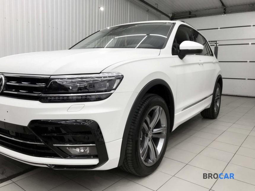 Volkswagen - Tiguan,2018 1