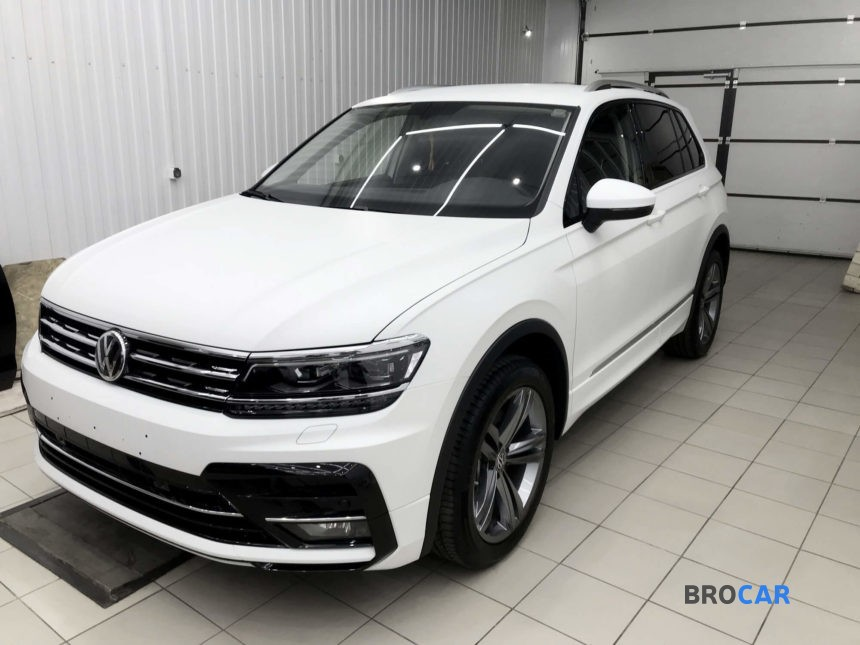 Отзыв владельца Volkswagen Tiguan