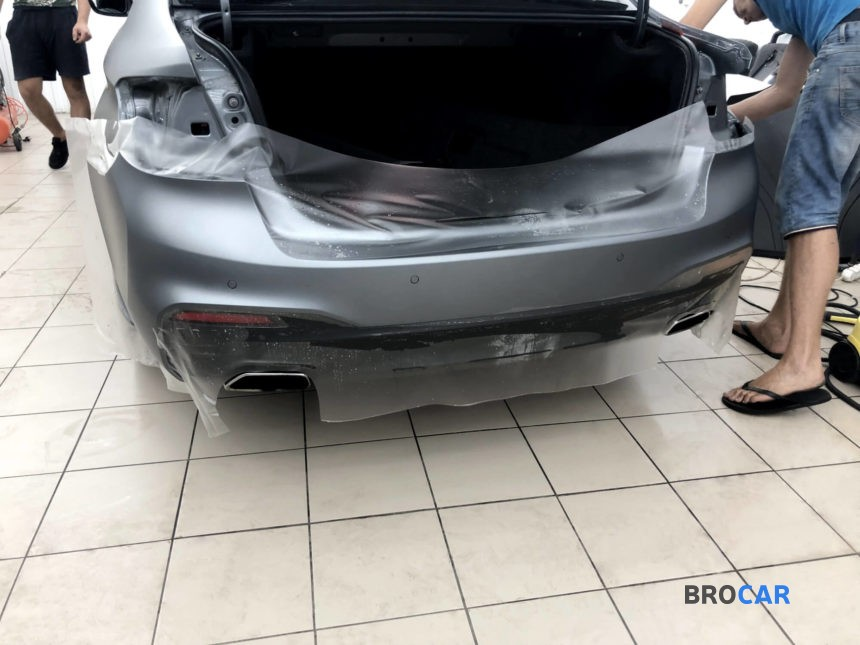 BMW - 5series,2017 8