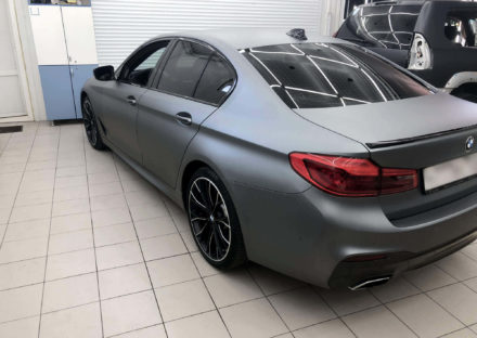 BMW - 5series,2017 1